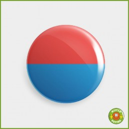 Kantonsflagge Tessin / Ticino Button