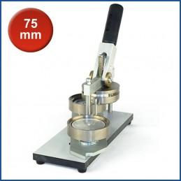 Buttonmaschine Typ 900 für 75 mm Buttons