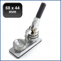 Buttonmaschine Typ 900 für 68x44mm mm Buttons