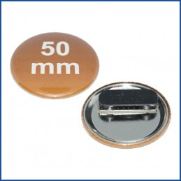 50mm Rohlinge mit Premium-Kleidungsmagnet