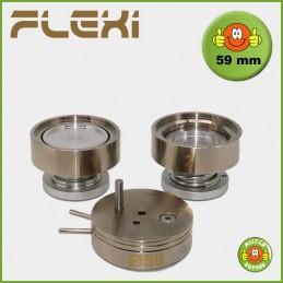 59 mm Stempelsatz 900 Flexi