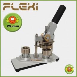 Buttonmaschine Typ 900 Flexi für 25 mm Buttons