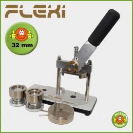 Buttonmaschine Typ 900 Flexi für 32 mm Buttons