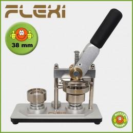 Buttonmaschine Typ 900 Flexi für 38 mm Buttons