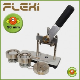 Buttonmaschine Typ 900 Flexi für 50 mm Buttons