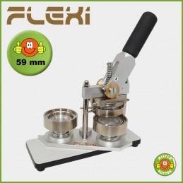 Buttonmaschine Typ 900 Flexi für 59 mm Buttons