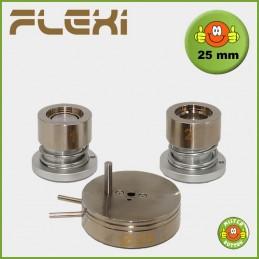 Buttonmaschine 900 Flexi Stempelsatz 25 mm