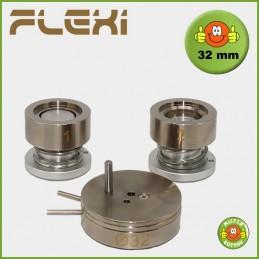 Buttonmaschine 900 Flexi Stempelsatz 32 mm