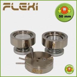 Buttonmaschine 900 Flexi Stempelsatz 50 mm