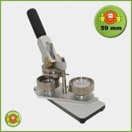 Buttonmaschine Typ 900 für 59 mm Buttons