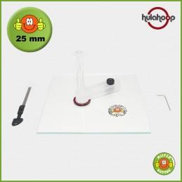 Kreisschneider hulahoop MINI - für 25 mm Buttons