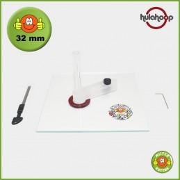 Kreisschneider hulahoop MINI - für 32 mm Buttons
