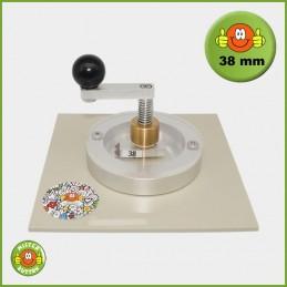 Kreisschneider Typ 2006 für 38 mm Buttons