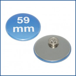 Buttons bedruckt 59mm mit...