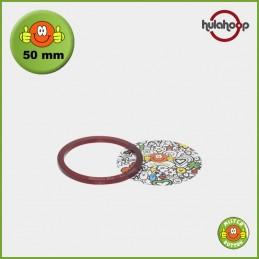 Kreisschneider hulahoop MAXI - Schablone für 50 mm Buttons
