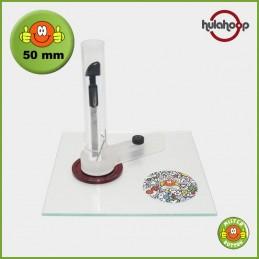 Kreisschneider Hulahoop Maxi für 50mm Buttons