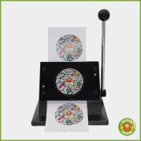 Papierstanze für Button-Papiervorlagen